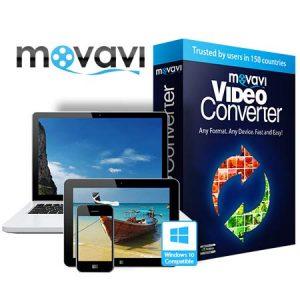 Movavi Video Converter Premium 21.5.0 Crack + Activation Key 2022 Download